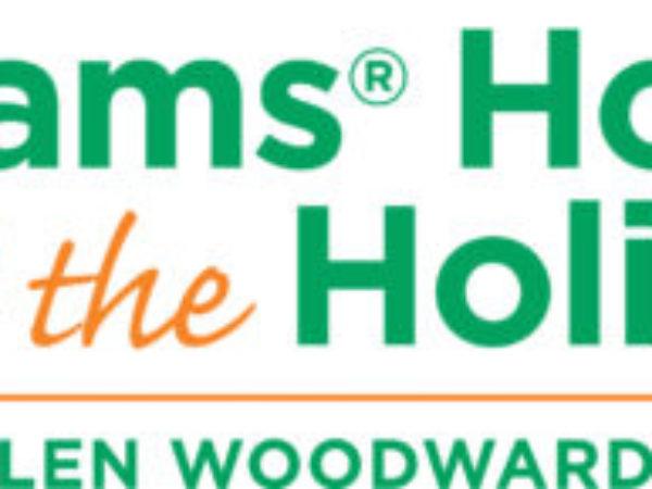 Iams Home for the Holidays logo