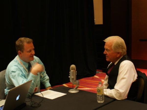 Podcast with Former FBI Agent John Douglas