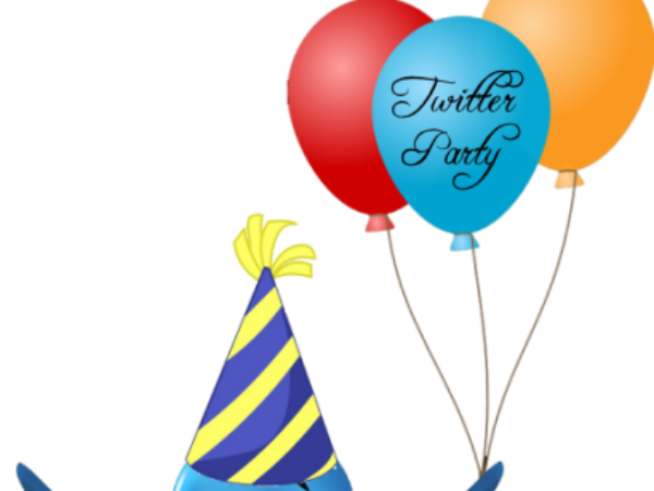twitter part bird and balloons