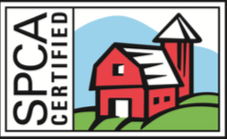 SPCA Certified red barn