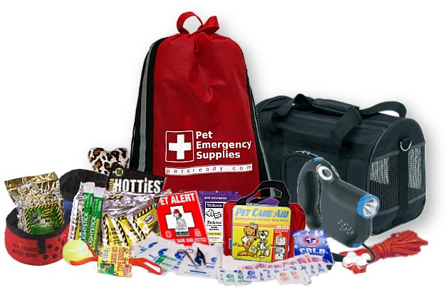 Ontario SPCA, Emergency Preparedness Kit