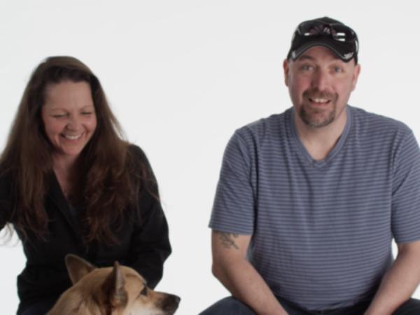 Belle's adoption story, adopt, iAdopt, iAdopt for the Holidays, ospcatransfer, ontario SPCA transfers