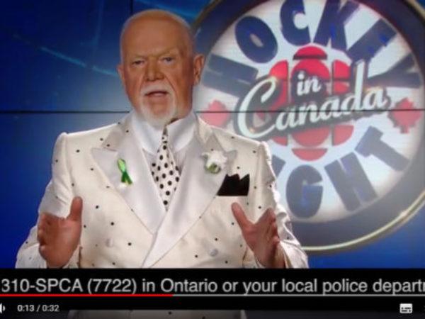Don cherry, hockey night in Canada, ontario