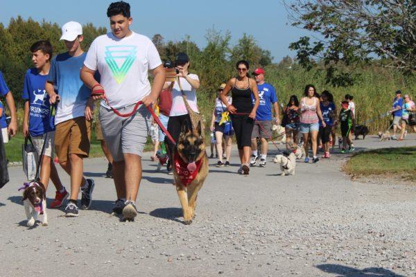 Friends for Life Walk, Ontario SPCA, pets, walkathon