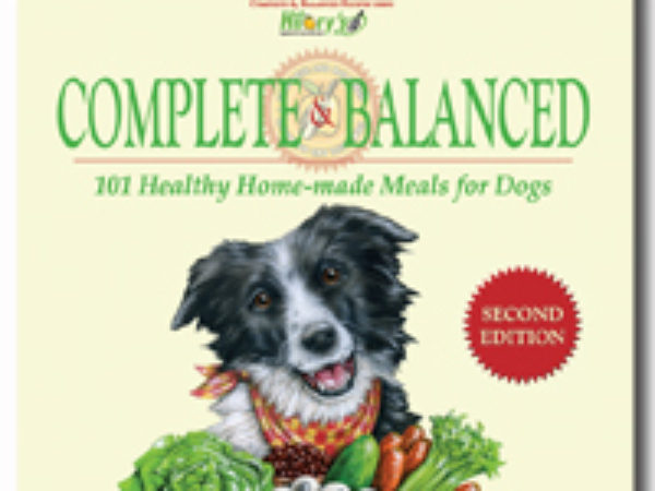 complete and balanced, Hilary Watson, homemade pet food.