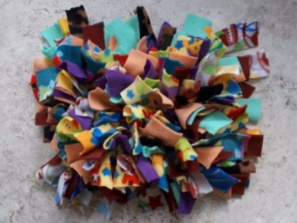 snuffle mats, animal enrichment