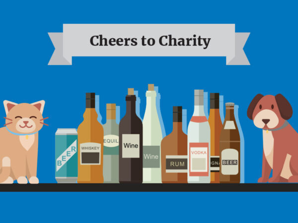 Cheers for Charity Bottle Drive