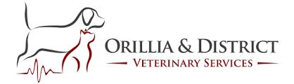 Orillia & District Veterinary Services logo