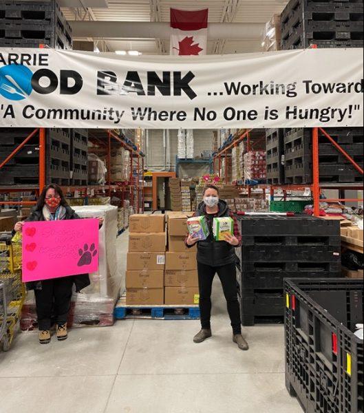 barrie food bank