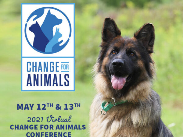 change for animals conference, early bird registration