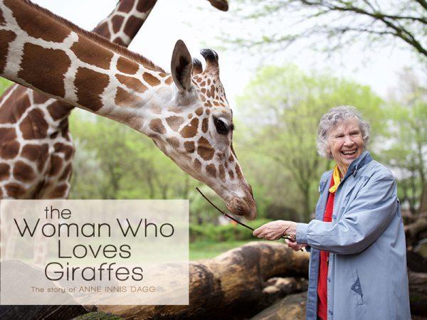 Anne and Giraffe