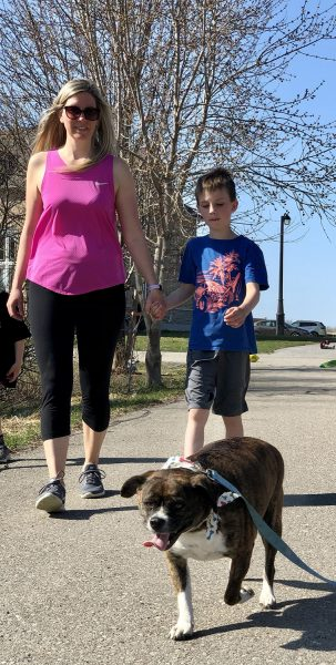 sweat for pets, fundraiser,
