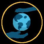animalsmart day paw logo icon